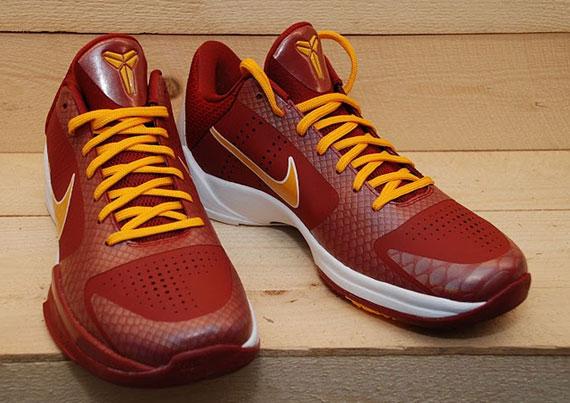 ... Nike Zoom Kobe V – U.S.C. Team P.E. ... e3b7fbfe70